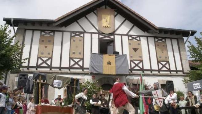 Mercado de Antaño de Lekunberri