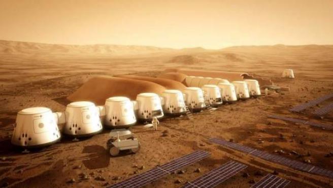 Mars-One es la organización sin ánimo de lucro que pretende establecer un asentamiento humano permanente en 2023.