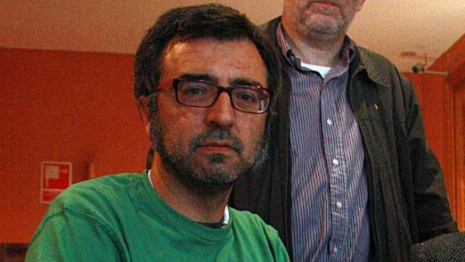 El filólogo y escritor Jordi Bilbeny.