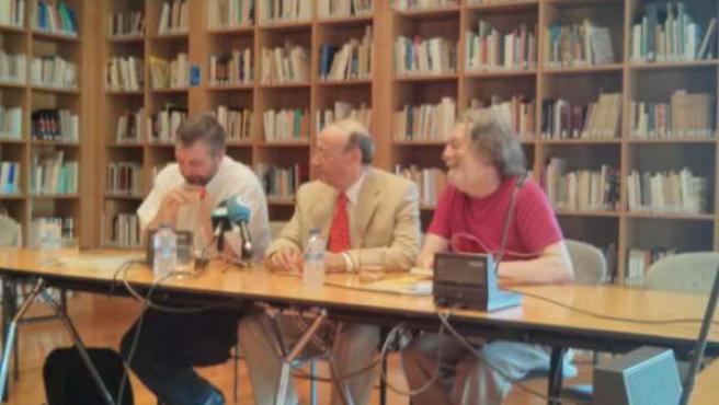 Presentación del libro 'A Galicia Máxica de García Márquez' de Carlos Reigosa