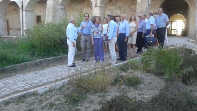 La Reina y Bauzá en Menorca