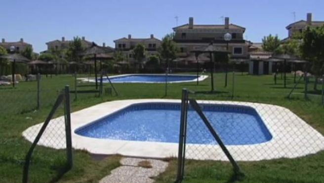 Imagen de una piscina municipal.