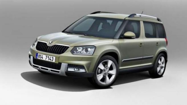El coche se podrá escoger con tracción delantera o a las cuatro ruedas.