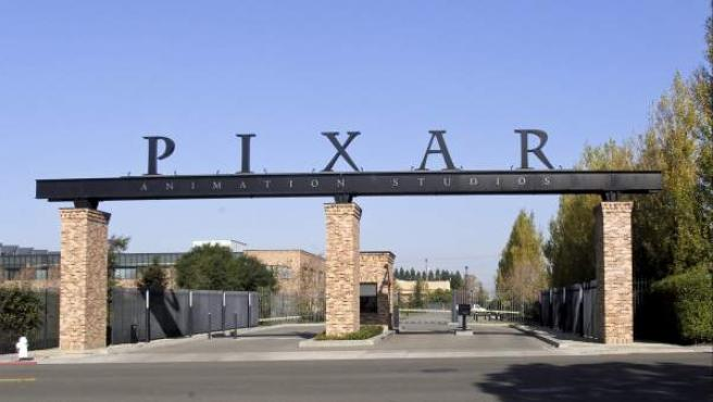 Estudios de Pixar en Emeryville, California.