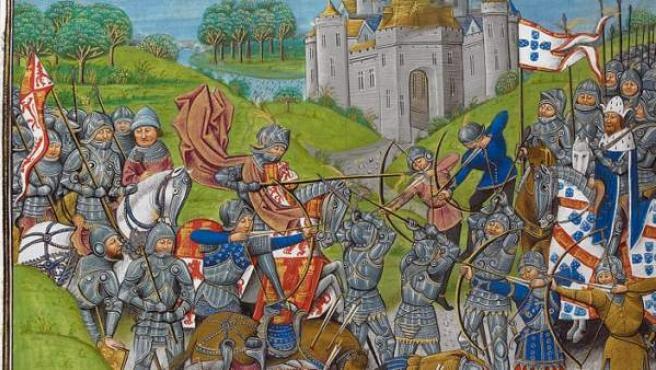 Batalla de Aljubarrota.