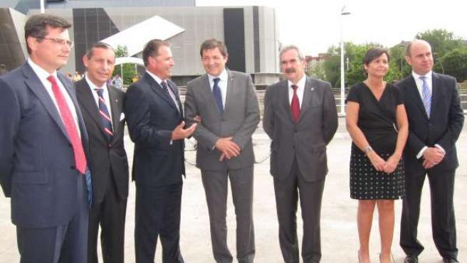 Inauguración Fidma 2013