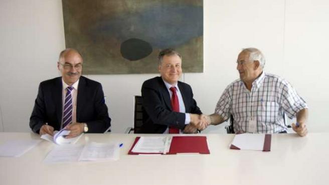 Convenio entre el Gobierno y el Grupo de Acción Local de Asón-Agüera-Trasmiera