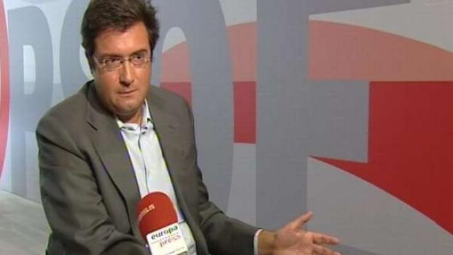 Óscar López exige la dimisión de Rajoy