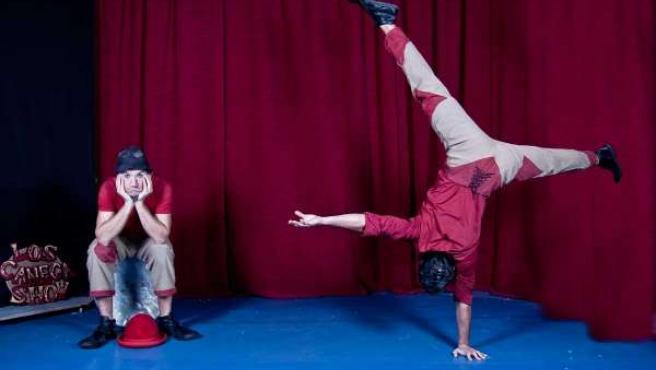 Festival Internacional Vive Circo en Villanueva de la Vera