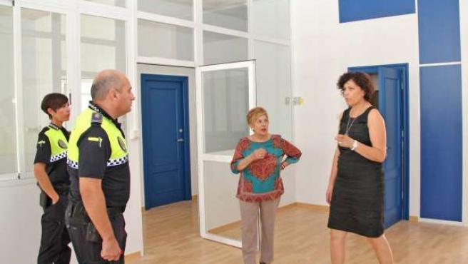 La Policía Local de Puerto Lumbreras se traslada a nuevas dependencias