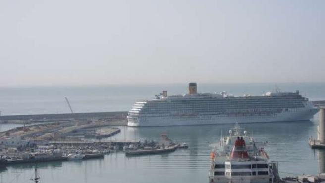 Crucero En Málaga