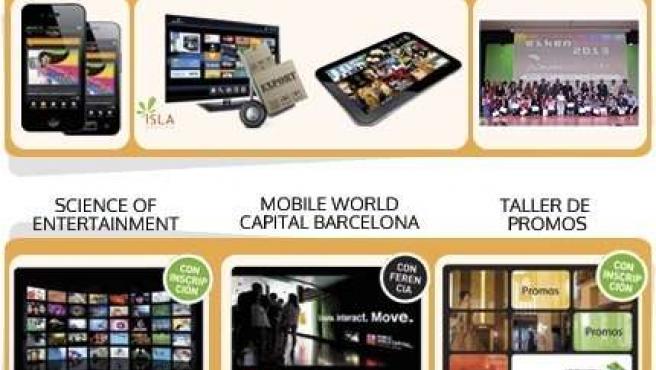 Aplicación móvil del Festval de Vitoria