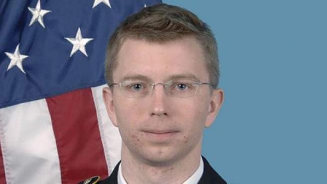 Imagen del soldado Manning en abril de 2012, cedida por su abogado, David Coombs.