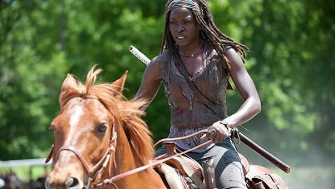 'The Walking Dead': Escena adelantada de la 4ª temporada