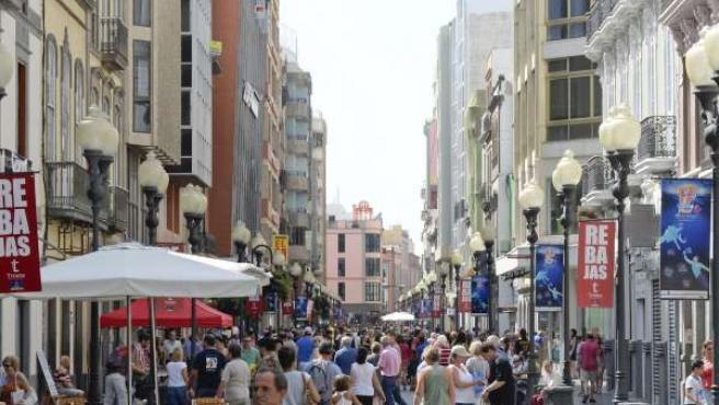 6ª Jornada Del 'LPA Sunday Shopping Party'