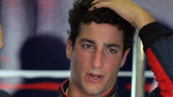 Daniel Ricciardo, piloto de Fórmula 1.