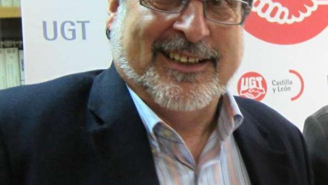 José María González, Coordinador De IU Cyl