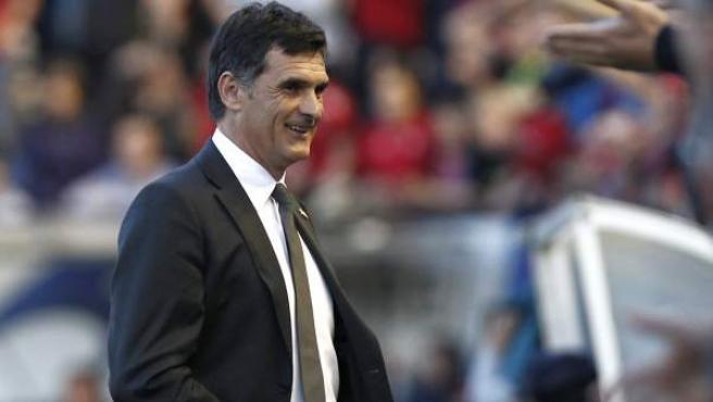 El entrenador del Levante, en una foto de archivo.