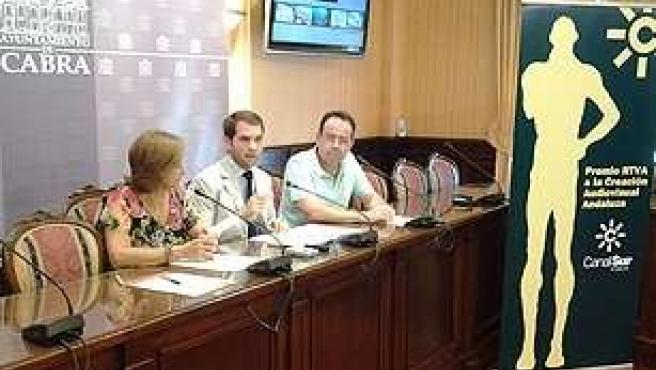 RTVA apoya el XVIII Certamen de Creación Audiovisual de Cabra (Córdoba)