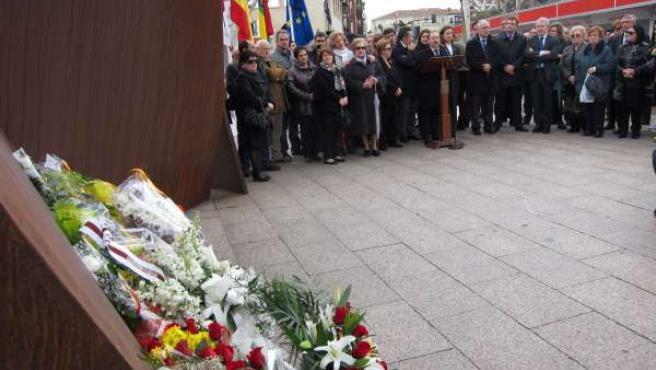 Homenaje AVT Víctimas terrorismo 11M