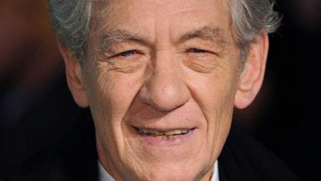 Ian McKellen interpretará a un viejo Sherlock Holmes en 'Slight Trick of the Mind'.