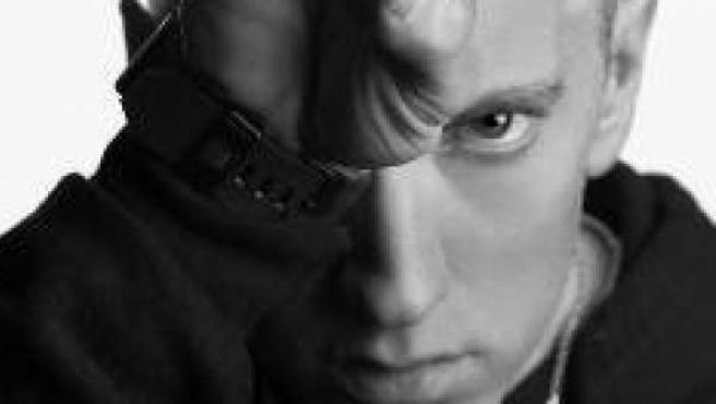 Imagen de Eminem en su perfil de Twitter.