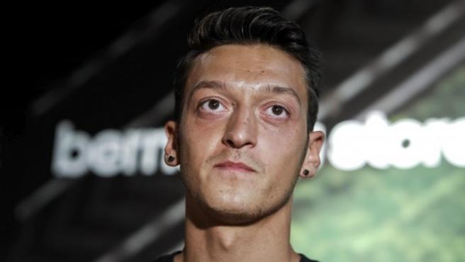 Ozil, nuevo jugador del Arsenal.