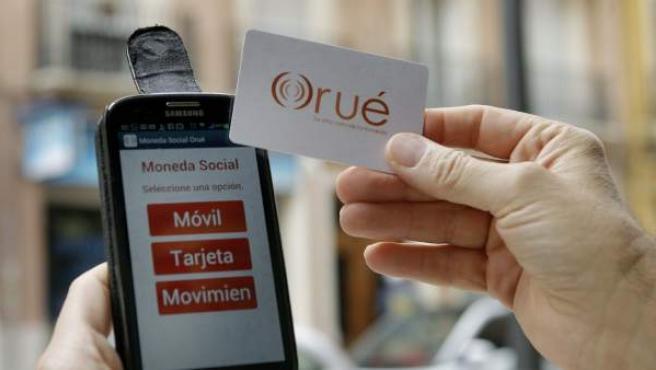 El orué ha sido ha sido diseñado por los vecinos y agentes sociales del barrio de Ruzafa.