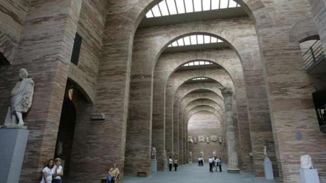 Museo Arte Romano Mérida