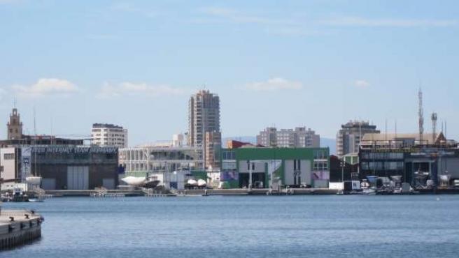Imagen de la Marina Real del Puerto de Valencia