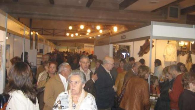 Feria comarcal de Comercio y Servicios en Daroca (Zaragoza)