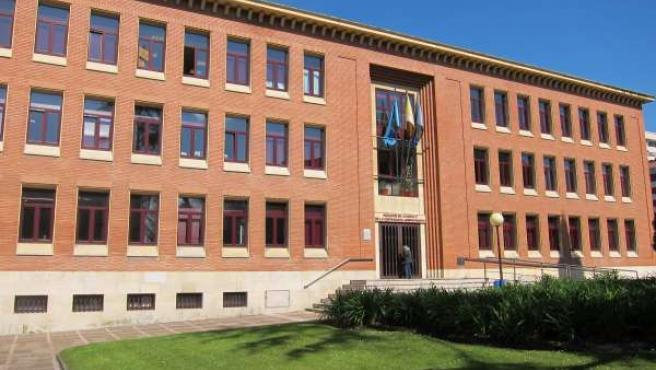 Juzgado de lo Social y Contencioso-Administrativo de Oviedo