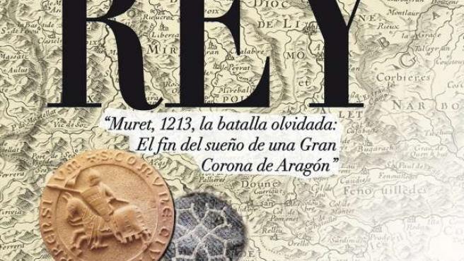 Portada del libro 'Tierra sin rey', de Luis Zueco.