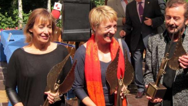 Entrega de premios 'Amigos del Teatro en Valladolid'.