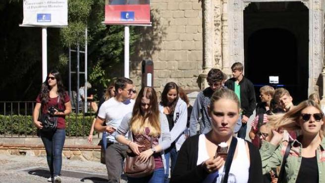 Turismo y cultura, turismo joven y Toledo, turismo en Toledo