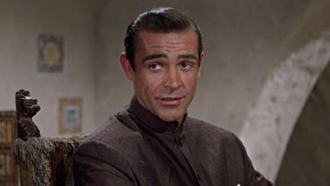 Foto del día: Sean Connery, candidato a Míster Universo
