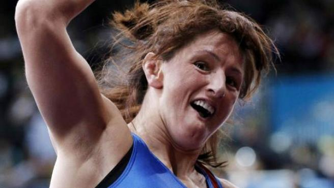 Maider Unda, medalla de bronce en los Juegos.
