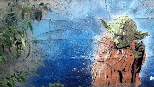 Galería: Nuevos graffiti de 'Star Wars'