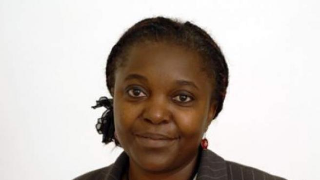 Cécile Kyenge Kashetu (Kambove, Katanga, 28 de agosto de 1964) es una oftalmóloga y política italiana nacida en la República Democrática del Congo.