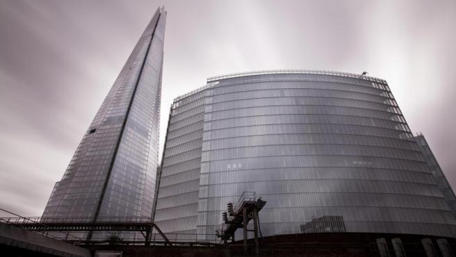 Imagen del Shard London Bridge.
