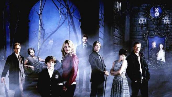 Imagen promocional de la serie 'Érase una vez'.