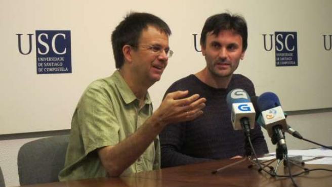 Eric Cornell y Jorge Mira
