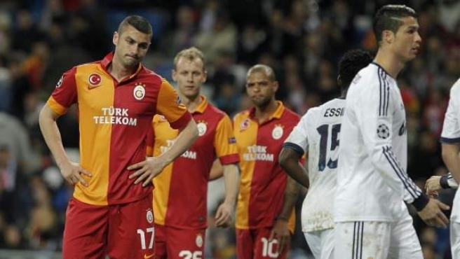 El Real Madrid comienza la Liga de Campeones 2013-2014 frente al Galatasaray.