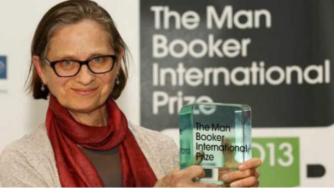 La escritora norteamericana Lydia Davis fue la ganadora del Booker en la edición 2013.