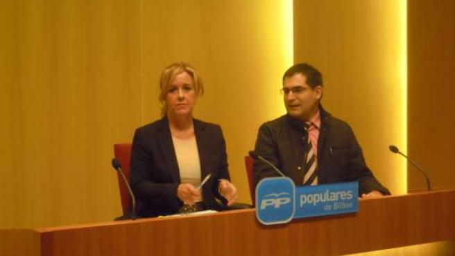 Cristina Ruiz y Ángel Rodrigo