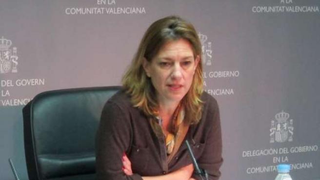 Paula Sánchez De León (imagen de archivo)