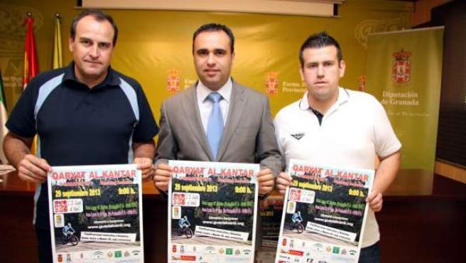 Diputación presenta una prueba deportiva prevista en Quéntar