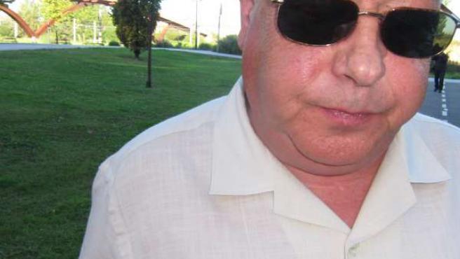 El propietario de la empresa Suymcoplas, José Luis González Muñiz
