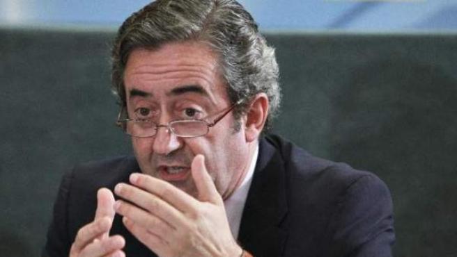 Javier Zaragoza, fiscal jefe de la Audiencia Nacional.