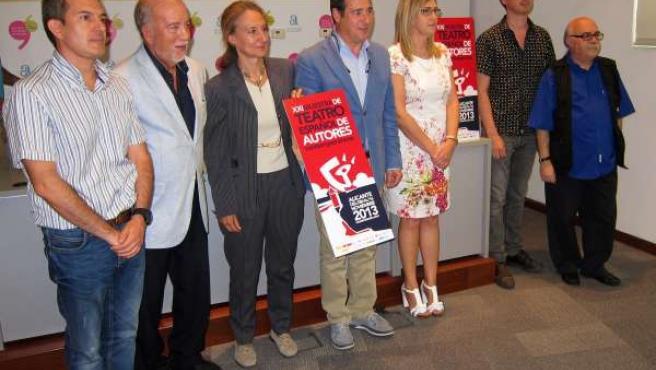 Presentación de la XXI Muestra de Teatro Español en Alicante